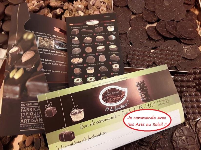2018_chocolats de Noël